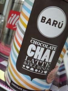 BARUチョコレートチャイラテ